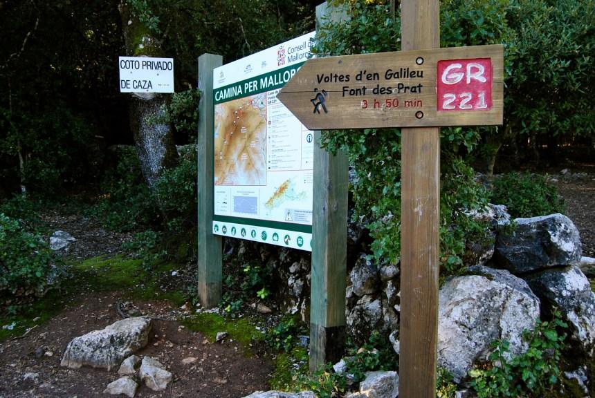 Excursión al Puig de Galileu ( Winter Activities 2015)