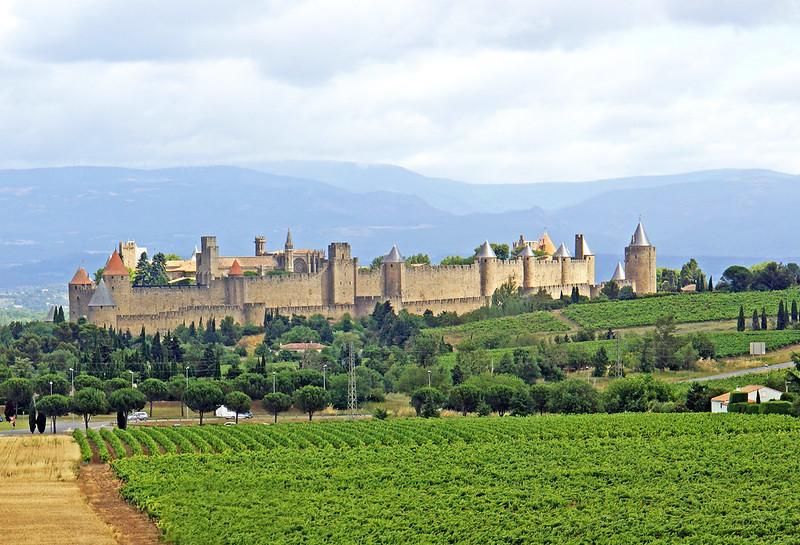 France-002104B - Carcassonne