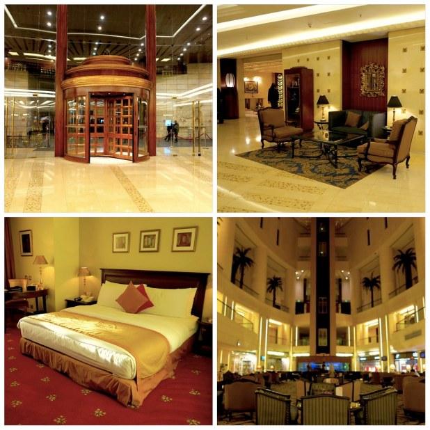 Hoteles en Jordania durante nuestro viaje