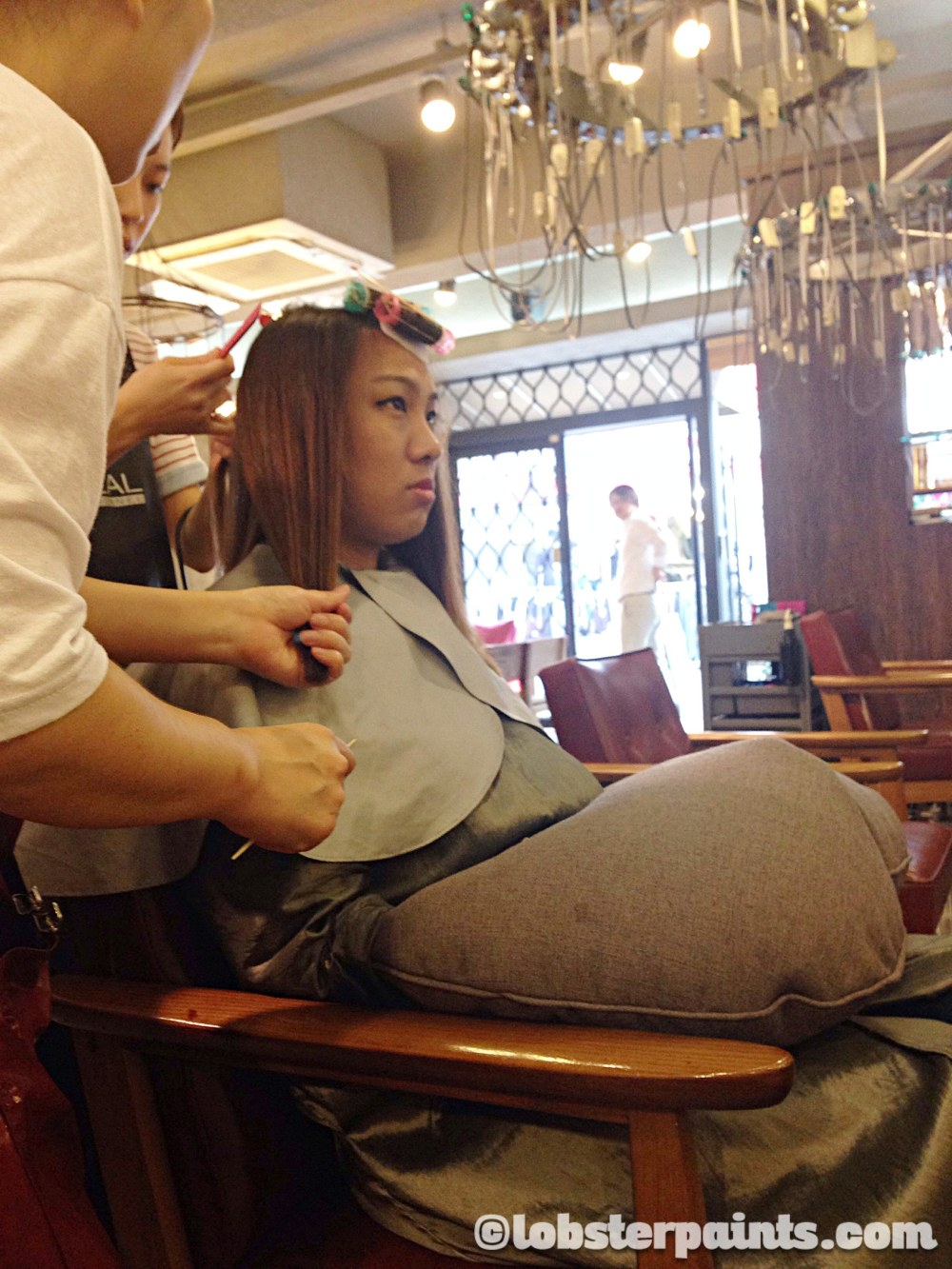 1 Oct 2014: Cecica Hair | Seoul, South Korea