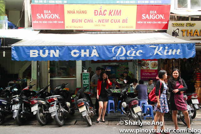Dac Kim Bun Cha (Outside)