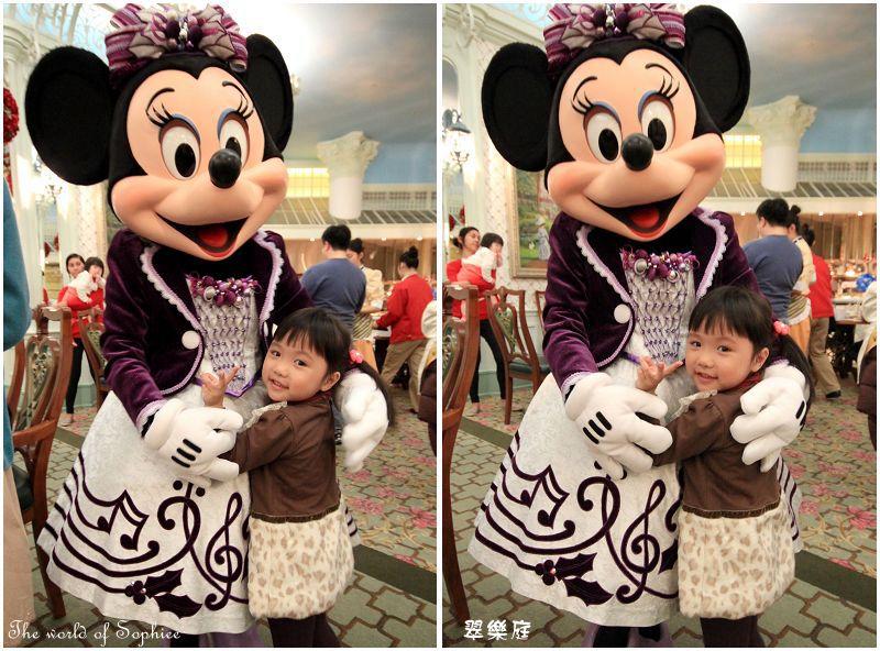 〔2014 HK〕香港迪士尼樂園酒店「翠樂庭餐廳」。和米奇米妮共進晚餐 趣旅行 - FunTime旅遊搜尋