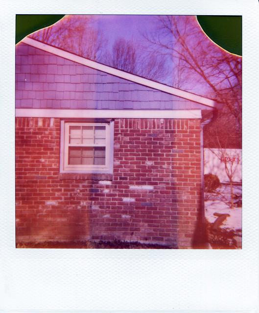 Neighbor's gable
