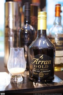 Arran Gold - Whisky Likuer