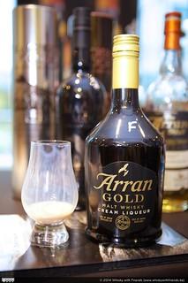 Arran Gold - Whisky Likuer