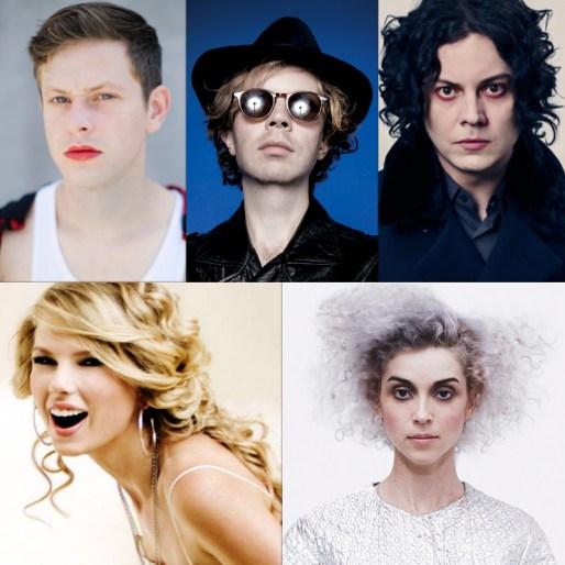 Top Albums 2014