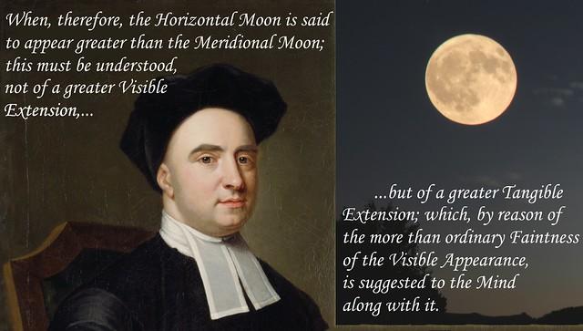 Berkeley on the Moon Illusion