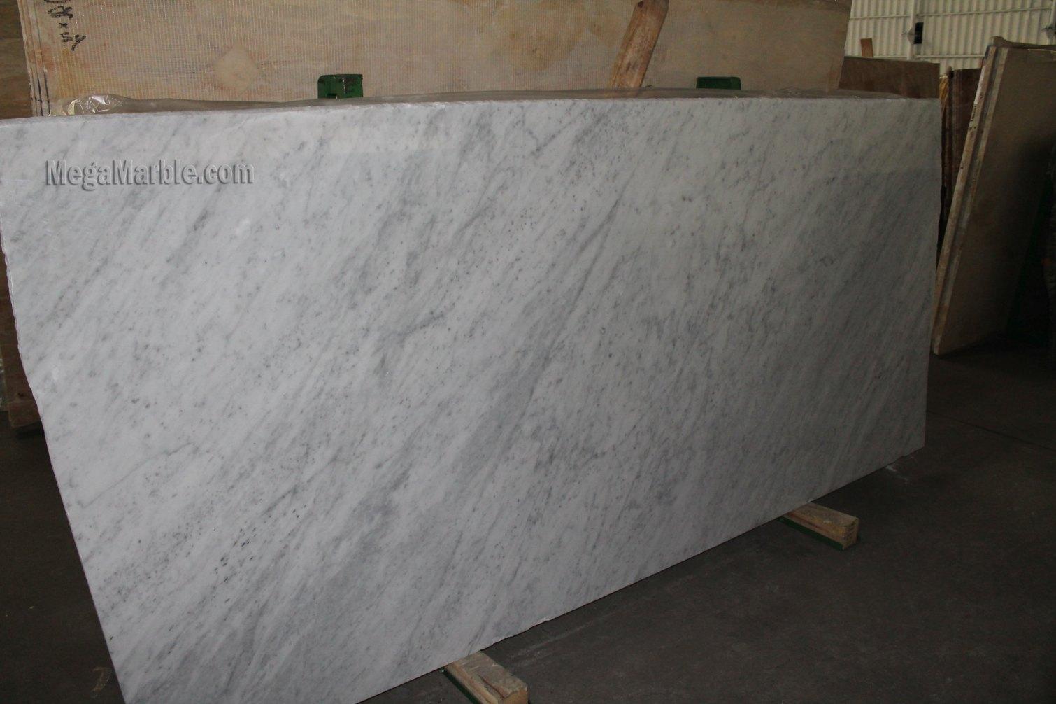 Carrara White Marble Slabs 300 x 130 1 14 2
