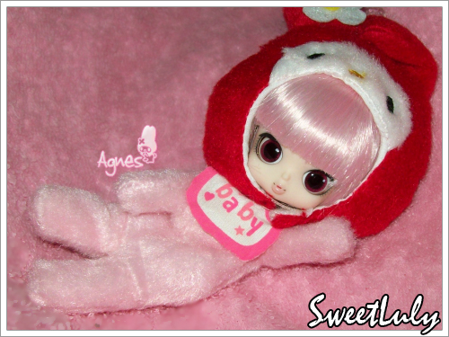 Agnes ? Little Byul My Melody