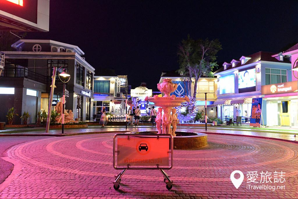 《清迈景点推荐》The Harbour:清迈海港概念主题的购物商场。