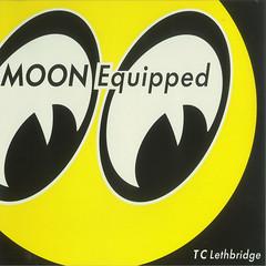 TC Lethbridge - Moon Equipped (Iron Man Records - 23rd Nov 2014)