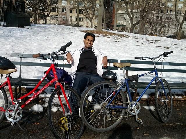 2014 NYC Ride