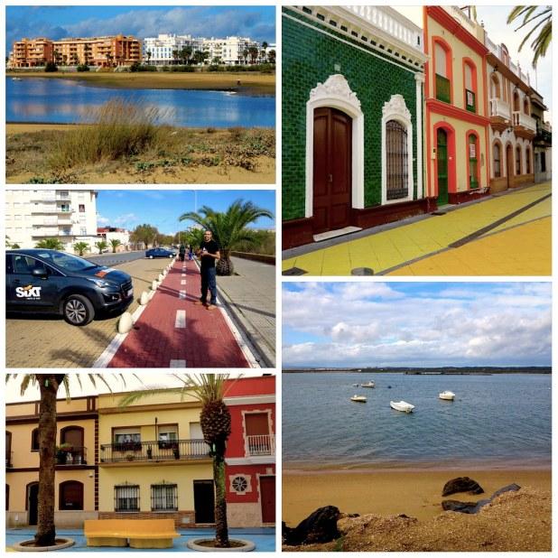 Quéver en Isla Cristina