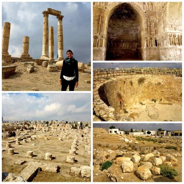 Visitar Amman y su Ciudadela