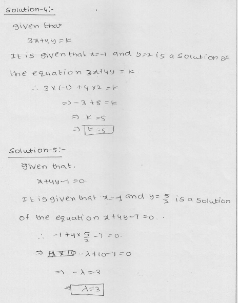 RD Sharma Class 9 Solutions Chapter 13 Linear Equations in Two Variables 29