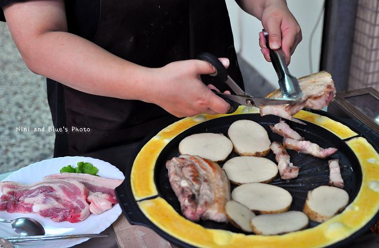 台中霧峰韓式料理美食瑪希噠韓式小吃平價15