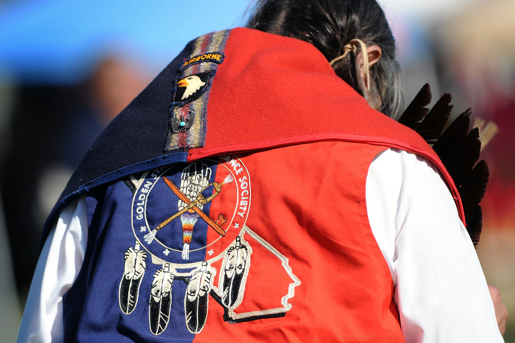 Day Native Veterans American November 8th