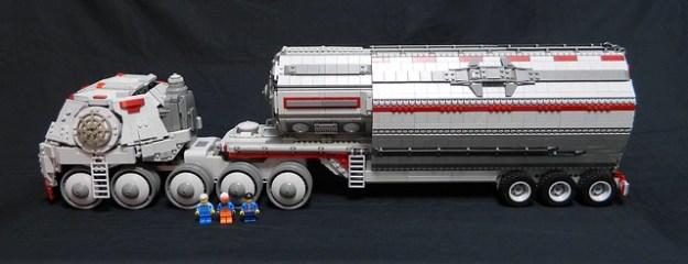 Red Heron 2120 Freight Hauler