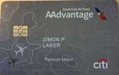 citi card front