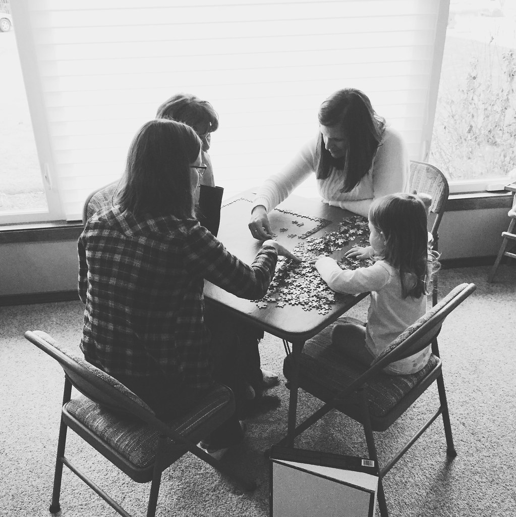 Family Time (1/3/15)