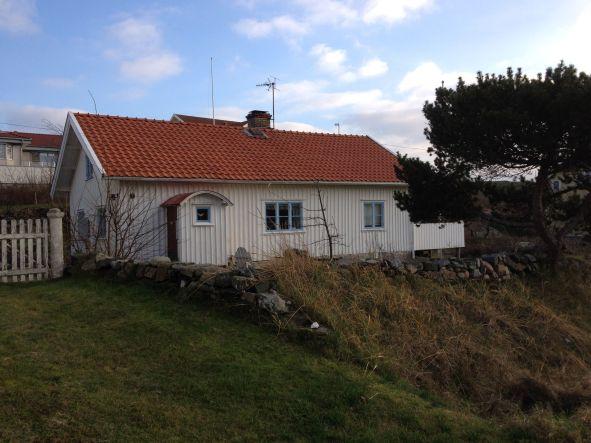 Hus på Rörö