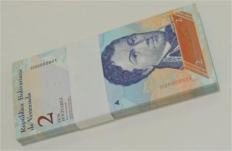 Paca De 100 Billetes 2 Bs Mayo-24-2007 H8 Serial Bajo Unc - BsF 29.500,99 en MercadoLibre - Mozilla Firefox