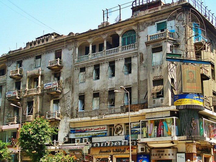 Old building Cairo