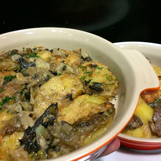 Patatas a la importancia. koketo
