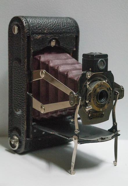 No. 1A Pocket Folding Kodak