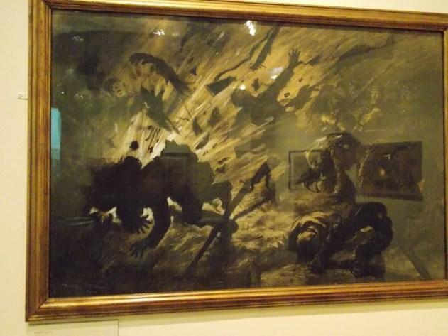 Ilustração de Georges Scott de 1915