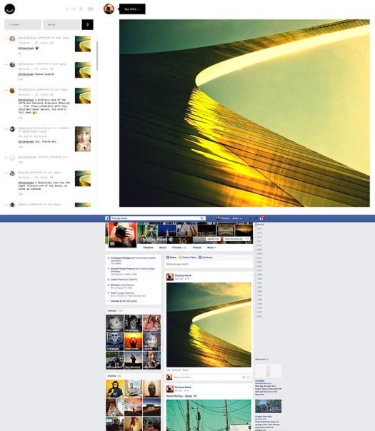 Ello vs. Facebook
