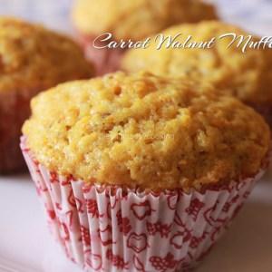 Carrot Walnut Muffin3