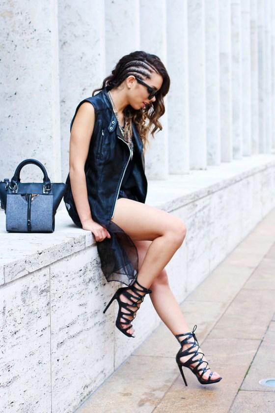 Daniela Ramirez NanysKlozet NYC Fashion Blogger Streetstyle Photography by Ryan Chua