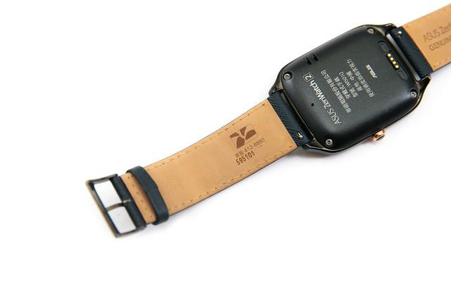 手錶就是悠遊卡!ASUS ZenWatch 2 快充版 + 悠遊卡錶帶 (含影片) – 3C 達人廖阿輝