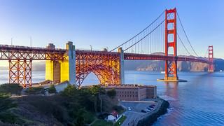 Golden Gate Bridge (HDR)