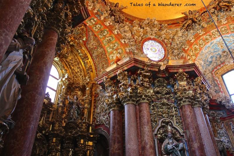 RASCAFRÍA - Monasterio de Santa María de El Paular - Capilla del Sagrario