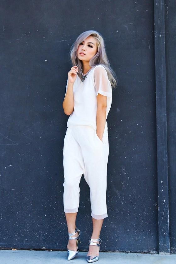 Ellen EllenVLora of Rocafox Los Angeles Fashion Blogger Streetstyle Photography by Ryan Chua