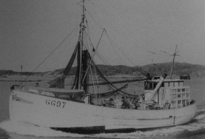 GG 97 Västerhavet