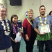 "iCAN graduate Nathan Paoa poses with iCAN instructors and administrators after receiving his certificates of completion. For more information on the iCAN Kapiʻolani Community College/McKinley Community School for Adults program, go to <a href=""http://www.kapiolani.hawaii.edu/campus-life/special-programs/ican/"" rel=""nofollow"">www.kapiolani.hawaii.edu/campus-life/special-programs/ican/</a> or email ican.mcsa@gmail.com."