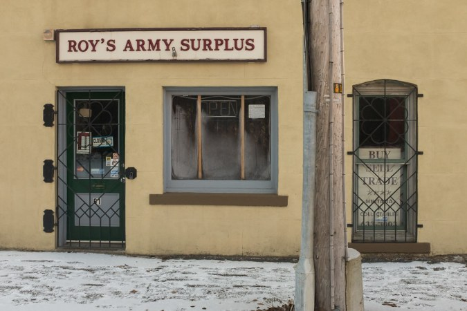 Roys Army Surplus