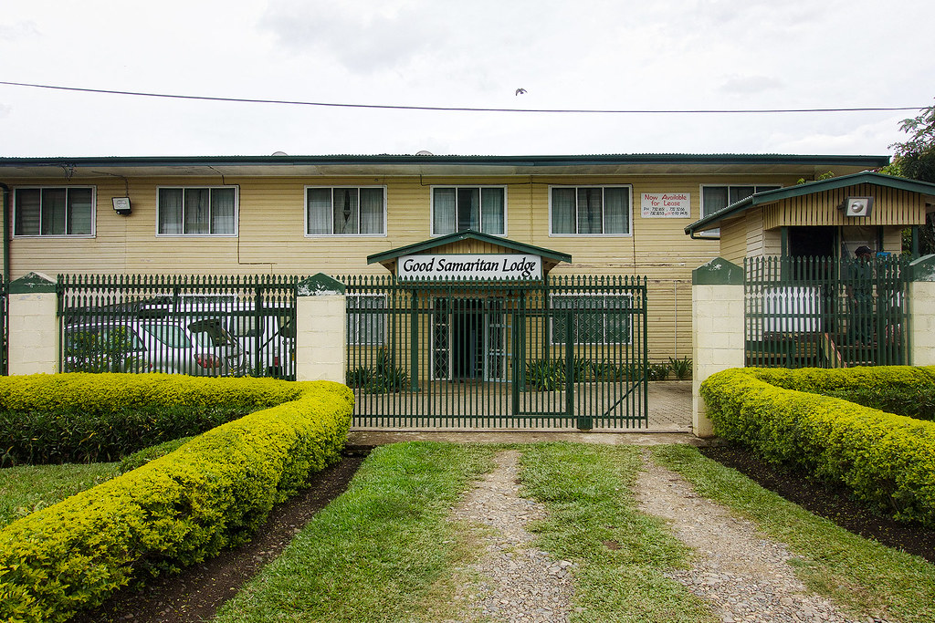 Good Samaritan Lodge, Goroka.