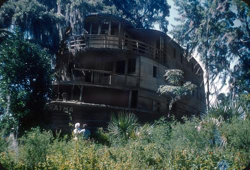 Hiawatha Steamship — 1952