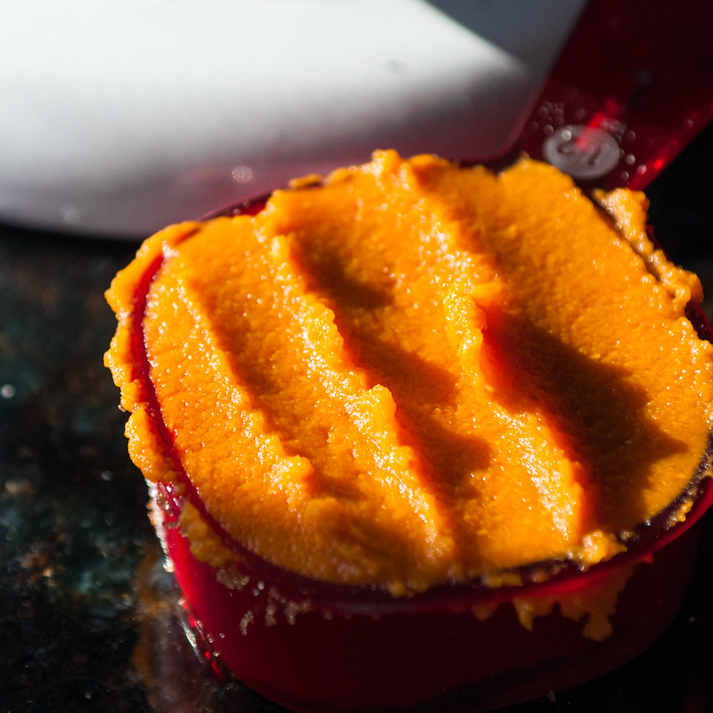 Pumpkin bourbon cheesecake is just one make ahead component of an impressive winter dinner party menu.