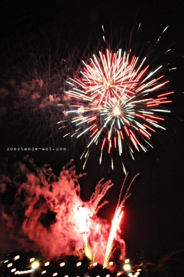 Firework @ Bon Odori 2012