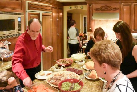 Thanksgiving 2014 - Feast
