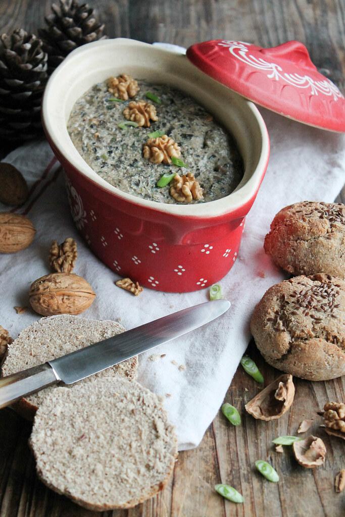 Terrine de champignons recette