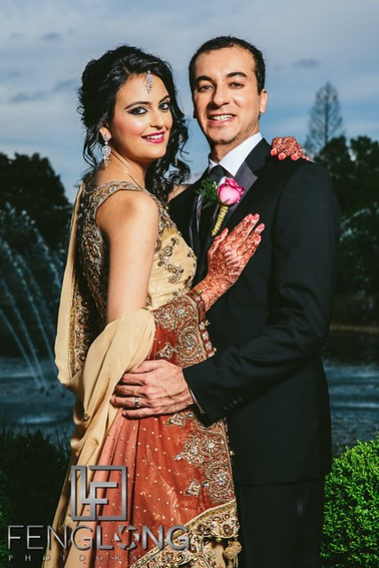 Atlanta Muslim Ismaili Indian Wedding   Nikkah at Westin Perimeter Atlanta