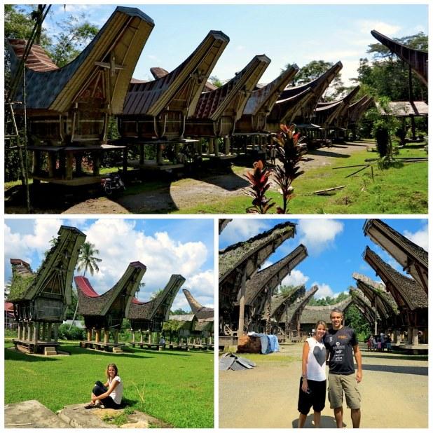 Arquitectura Tana Toraja