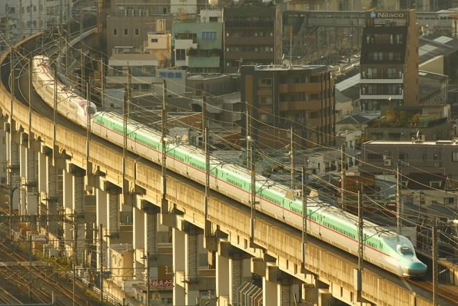 Tohoku Shinkansen Series E5+E6
