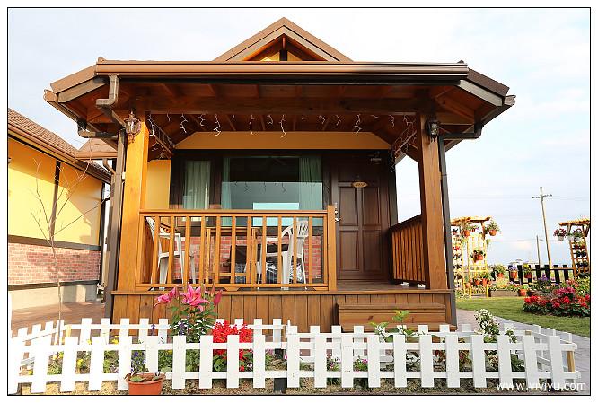 三星,住宿,在那邊,在那邊民宿,宜蘭,小木屋,民宿 @VIVIYU小世界